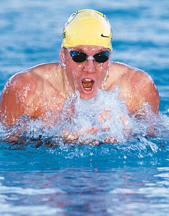 Resultado de imagem para swimmer Ron Karnaugh